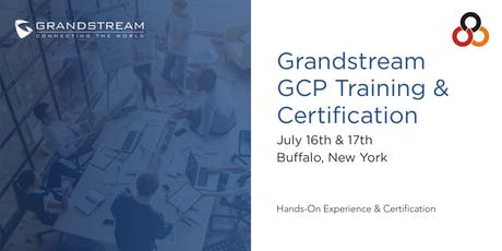 Grandstream GCP On-Site Training & Certifications tickets