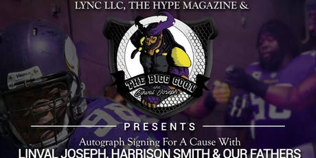 LINVAL JOSEPH & OUR FATHERS HOSTED BY ANDRE JORDAN tickets