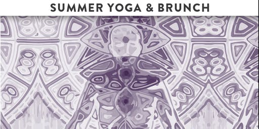 Summer Yoga & Brunch