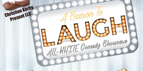 A Season to laugh comedy showcase tickets