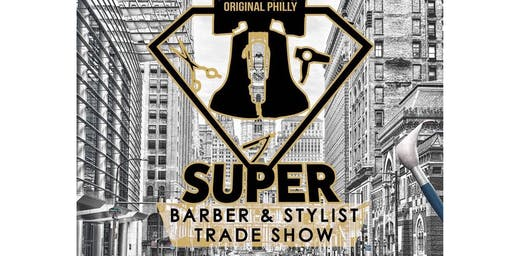 MAJOR LEAGUE BARBER ORIGINAL PHILADELPHIA TRADESHOW