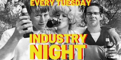 Industry Night | Carly's Bistro