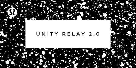 THE UNITY RELAY 2.0 tickets