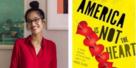 CapRadio Reads: America Is Not The Heart by Elaine Castillo  tickets