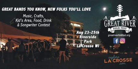 Great River Folk Fest tickets