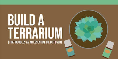 Build a Terrarium at Orchards! tickets
