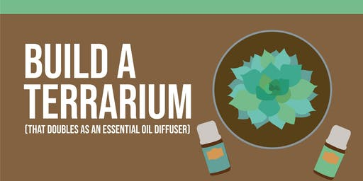 Build a Terrarium at Orchards!