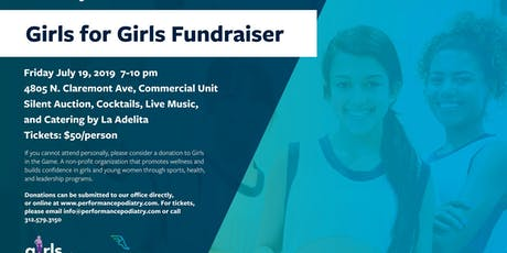 Girls for Girls Fundraiser tickets