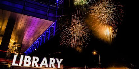 Red, White and Views: Rooftop Party at the Austin Central Library tickets