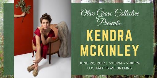 Kendra McKinley House Concert