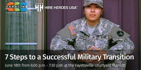 7 Steps to a SUCCESSFUL Post-Military Career! tickets
