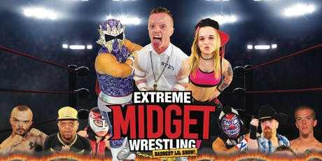 Extreme Midget Wrestling - Baddest Lil Show at UltraStar tickets