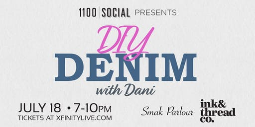DIY Denim with Dani