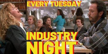 Industry Night | Carly's Bistro tickets