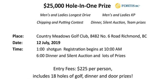 Golf Tournament - Fundraising for Aboriginal Education and Training Charity