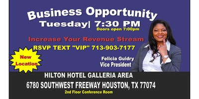 Business Opportunity -Felicia G.