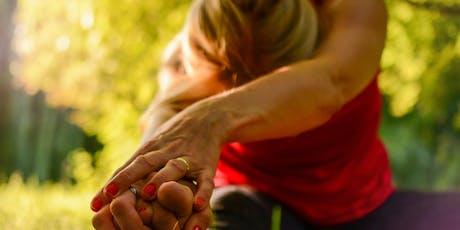 Get Fit at Fessenden: Vinyasa Flow Yoga tickets