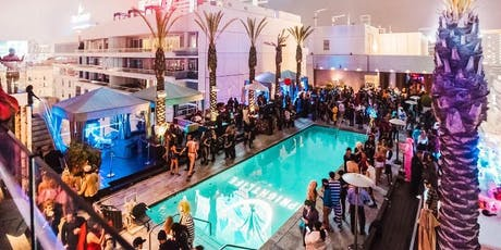 Nightmare on the W Hollywood Rooftop - Halloween Costume Party tickets