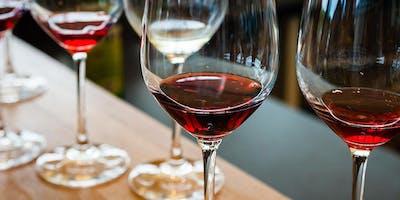 Wine Tasting Class - Summertime Reds