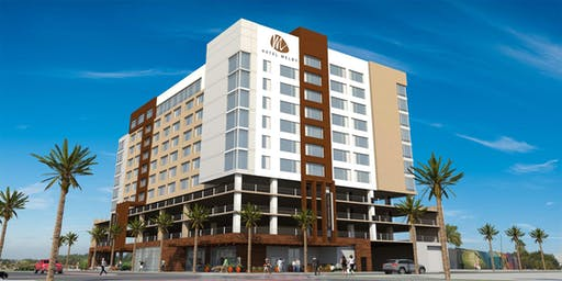 Please Join Us For The Groundbreaking Event For The Hotel Melby