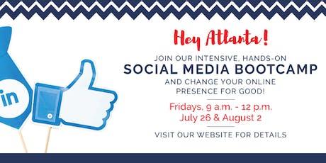 KWSM Atlanta - Social Media Bootcamp tickets