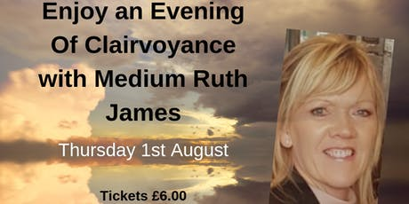 An Evening Of Clairvoyance tickets