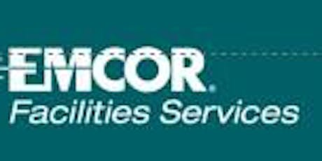EMCOR Facilities Servcies (EFS) Hiring Event - Warsaw, IN tickets
