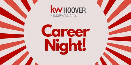 Greater Birmingham -RED CAREER NIGHT- Career in REAL ESTATE  tickets