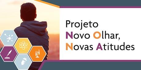 Reunião Científica de Adolescência - Projeto Novo Olhar, Novas Atitudes ingressos