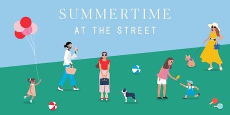 Sidewalk Sale & Street Festival tickets