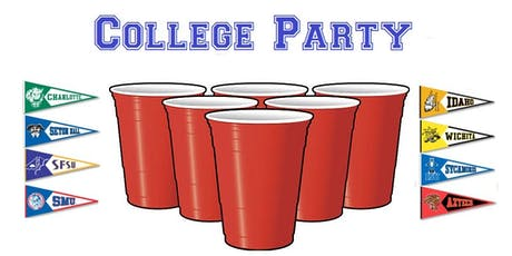 1st Grade Parents - College Party tickets