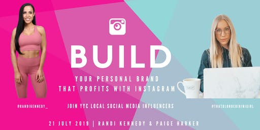 Build a Personal Brand that Profits with Instagram