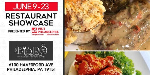 Black Restaurant Week At Bistro 870