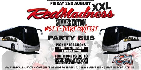PARTY BUS - RED MADNESS AT EUROPALACE Tickets
