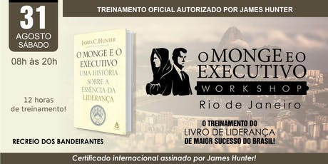 Workshop Oficial - O Monge e o Executivo ingressos