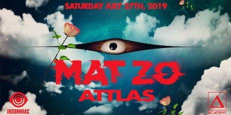 Mat Zo w/ Attlas tickets