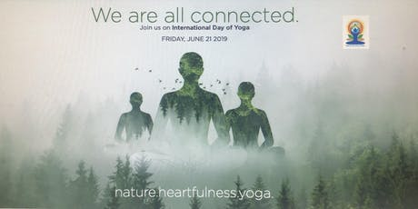 International Yoga Day - Friday Evening Event tickets