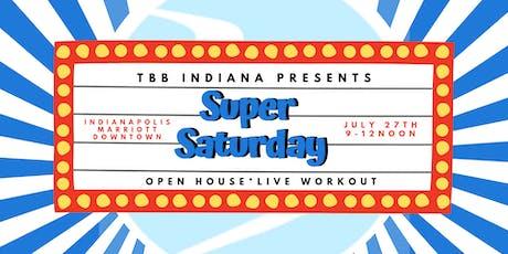 TBB Indiana Super Saturday  tickets