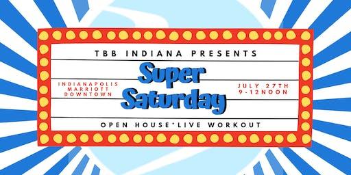 TBB Indiana Super Saturday