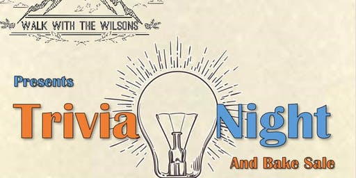 Trivia Night and Bake Sale