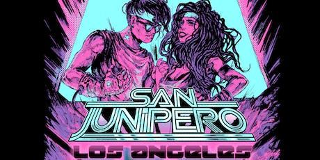 San Junipero L.A. - A Retrowave Party tickets