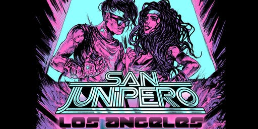 San Junipero L.A. - A Retrowave Party