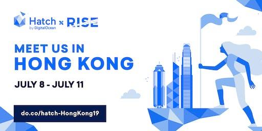 Startups: Meet DigitalOcean's Hatch Team in Hong Kong!