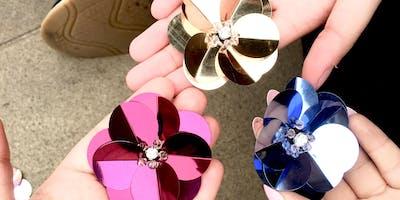 Free* Taster Workshop In Hand Embellishment - Beginners - London