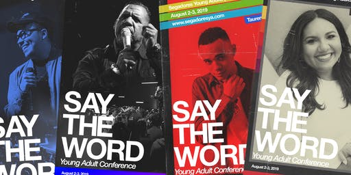 SYA Conference - Say The Word (2019)