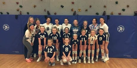 Stonebridge Volleyball Club	   2019-2020 Tryouts tickets