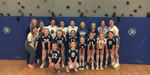 Stonebridge Volleyball Club       2019-2020 Tryouts