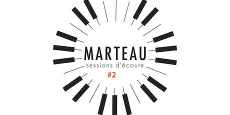 Sessions d'écoute/Listening sessions Marteau #2 Hazy Montagne Mystique+Anette Zénith tickets