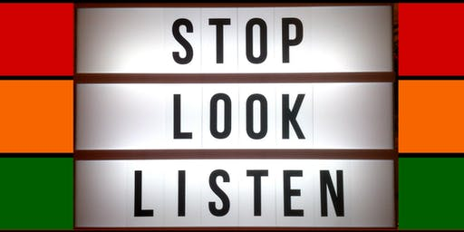 Stop Look Listen - live at the Finsbury