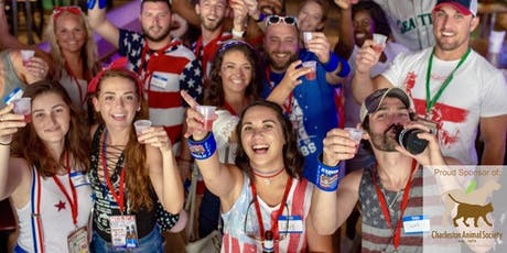 7th Annual 'Murica Bar Crawl on King Street  tickets